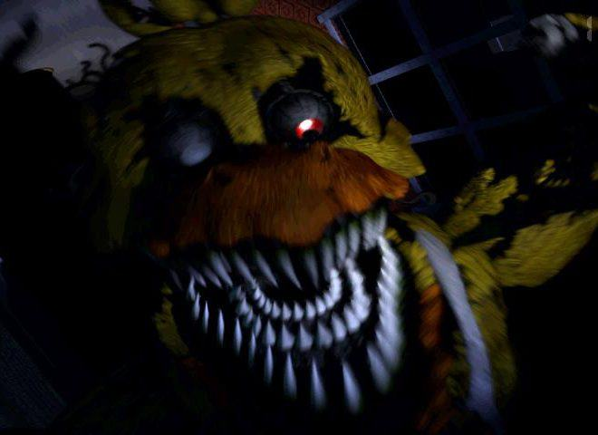 Main Five Nights at Freddy's 4 on PC 6