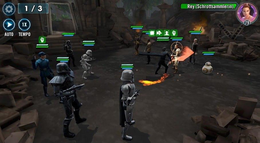 Spiele Star Wars™: Galaxy of Heroes für PC 8