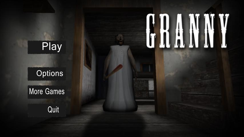 즐겨보세요 Granny on PC 3