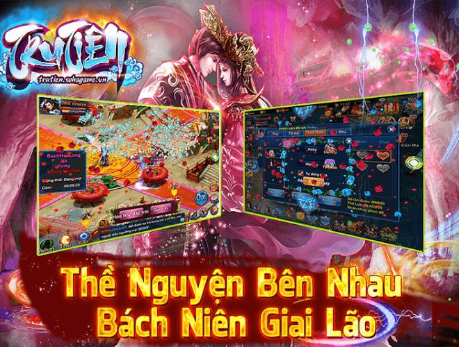 Chơi Tru Tiên on PC 2
