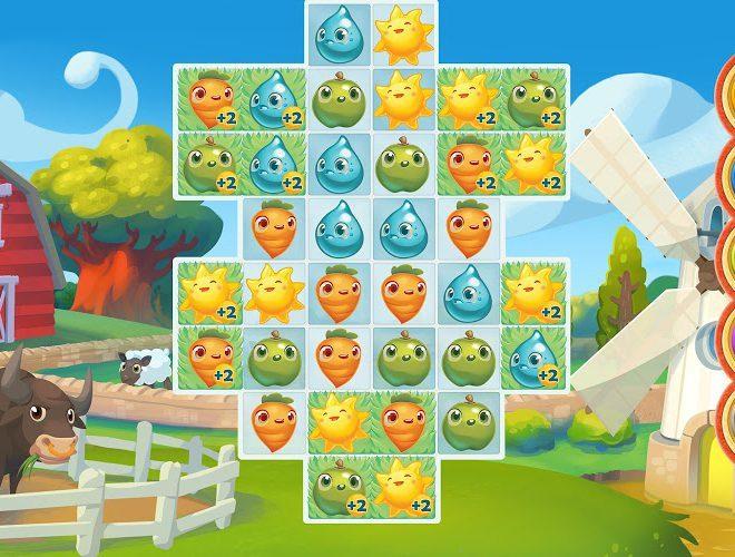 Spielen Farm Heroes for pc 14