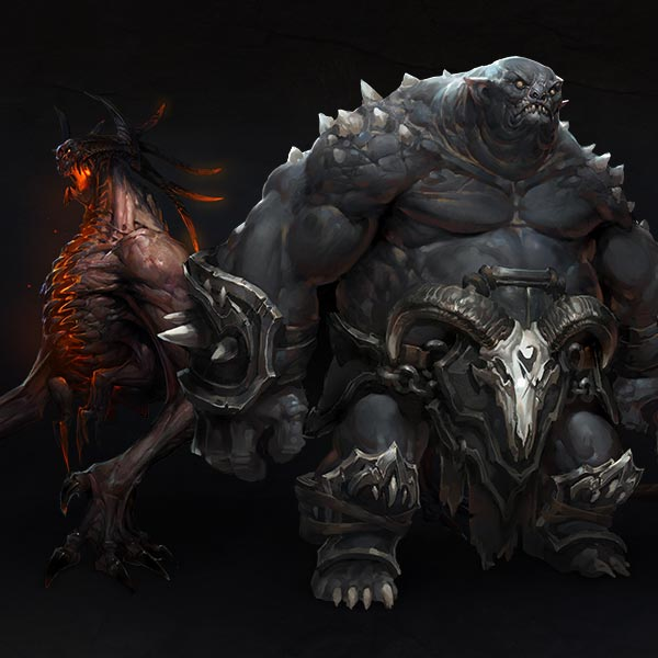 Diablo Immortal on PC: Enemies and Boss Fights We Look Forward To