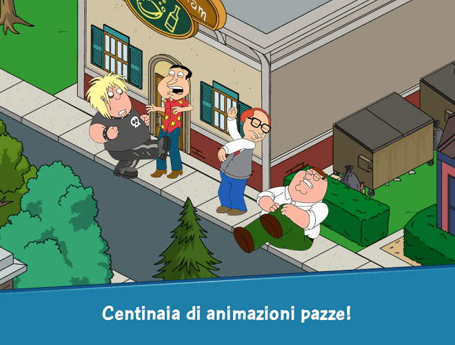 Gioca Family Guy: The Quest for Stuff sul tuo PC 11