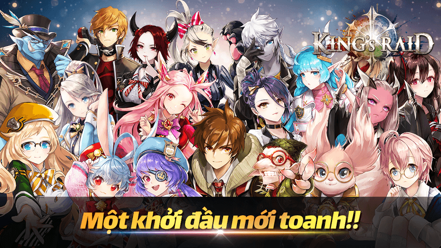 Chơi King's Raid on PC 7