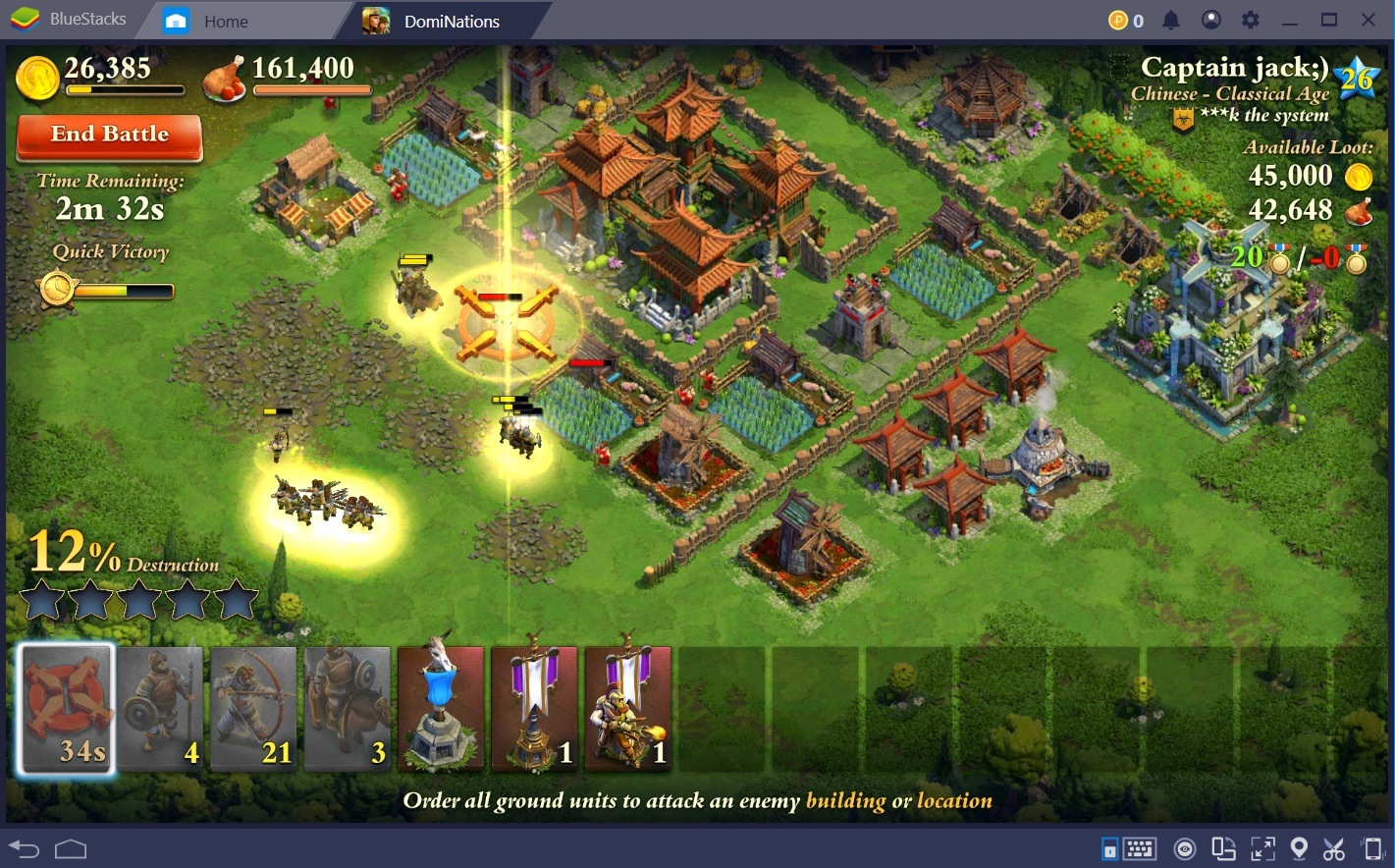 DomiNations: Guide to Perfect Base Defense