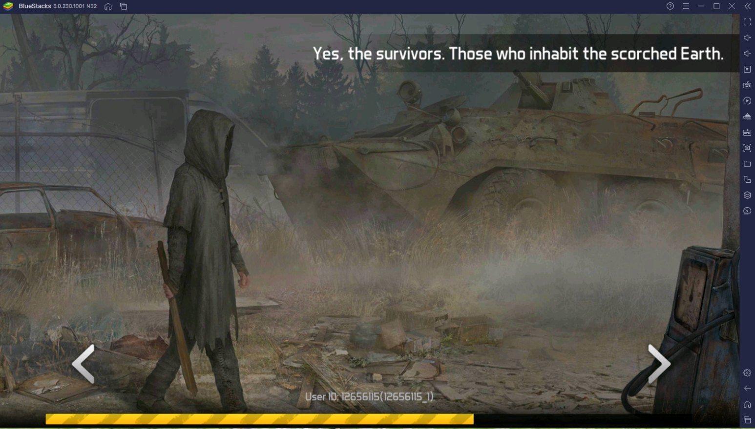 Comment Jouer à Dawn of Zombies sur PC avec BlueStacks
