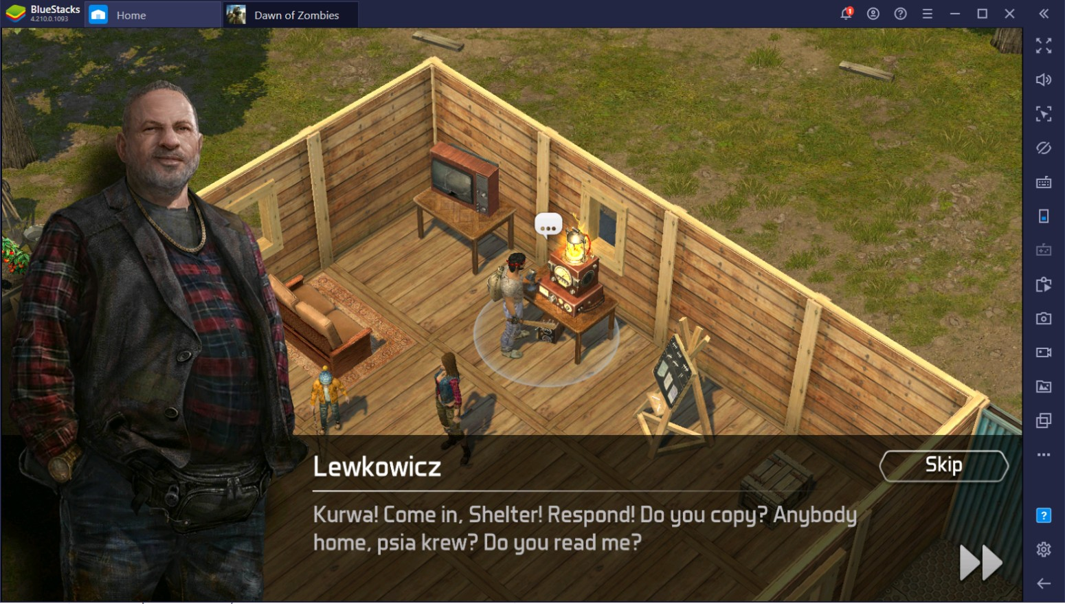 BlueStacks Guide To Playing Dawn of Zombies on PC