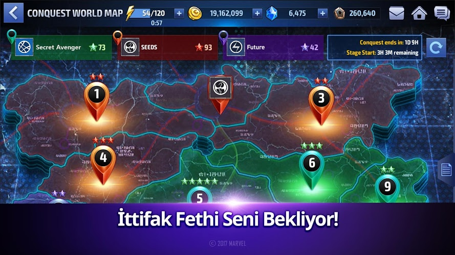 MARVEL Future Fight  İndirin ve PC'de Oynayın 6