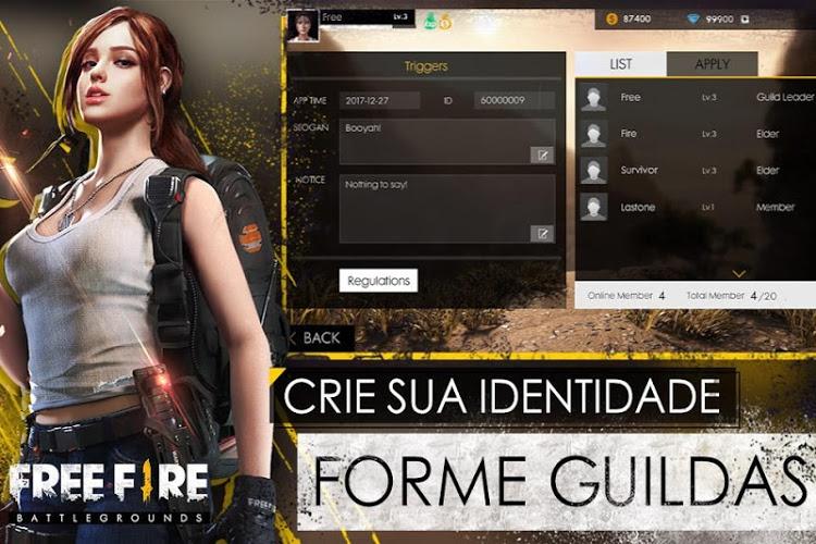 Jogue Free Fire para PC 3