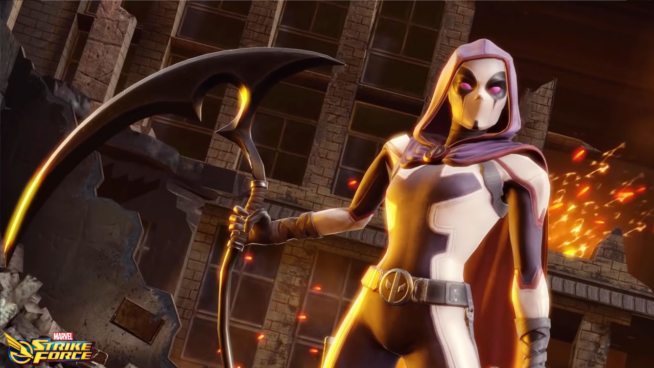 MARVEL Strike Force Issues Update Regarding Deathpool's Passive Ability