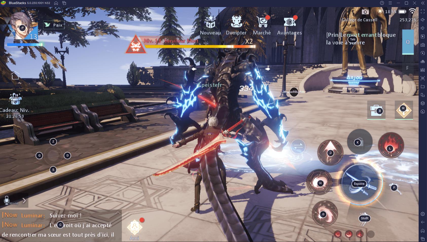 Dragon Raja – Comment Devenir Plus Puissant et Gagner tous les Combats