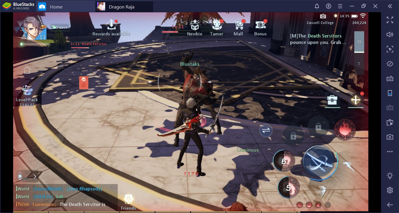 Dragon Raja Oynuyor, Karantina Günlerinde Dünyayı Kurtarıyoruz