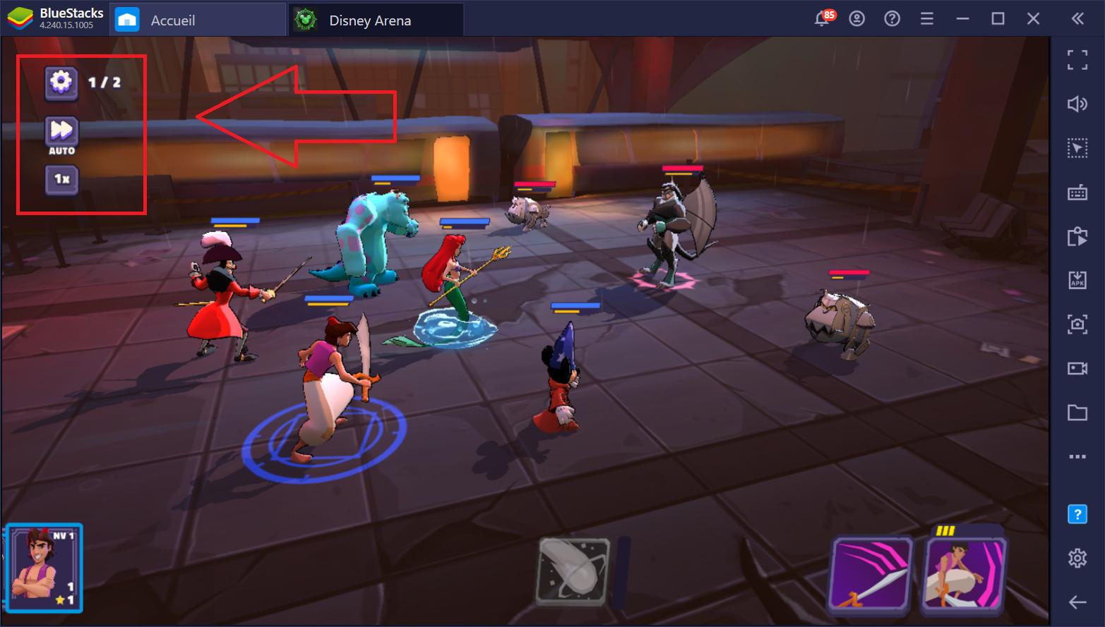 Disney Sorcerer's Arena – Trucs et astuces pour une victoire assurée dans l'arène