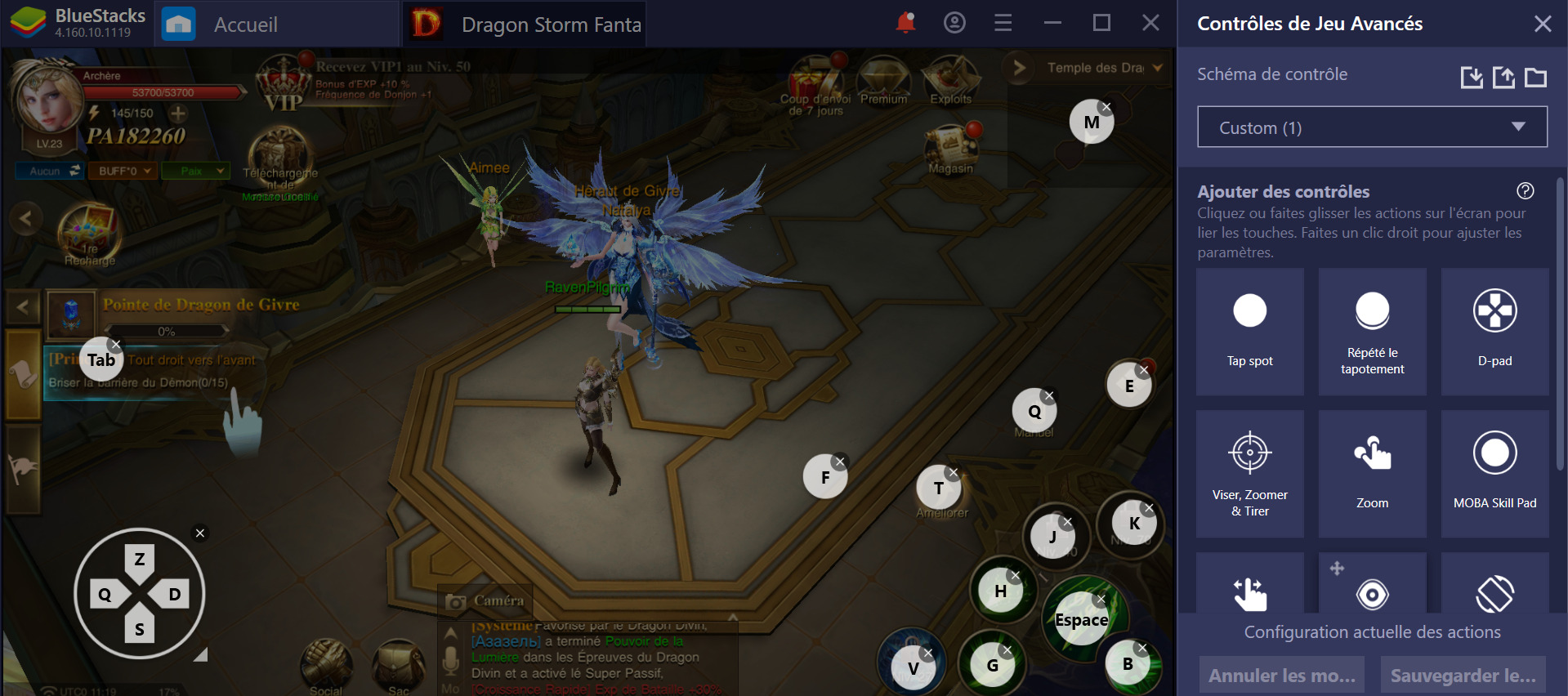 Dragon Storm Fantasy : Comment jouer au jeu sur BlueStacks