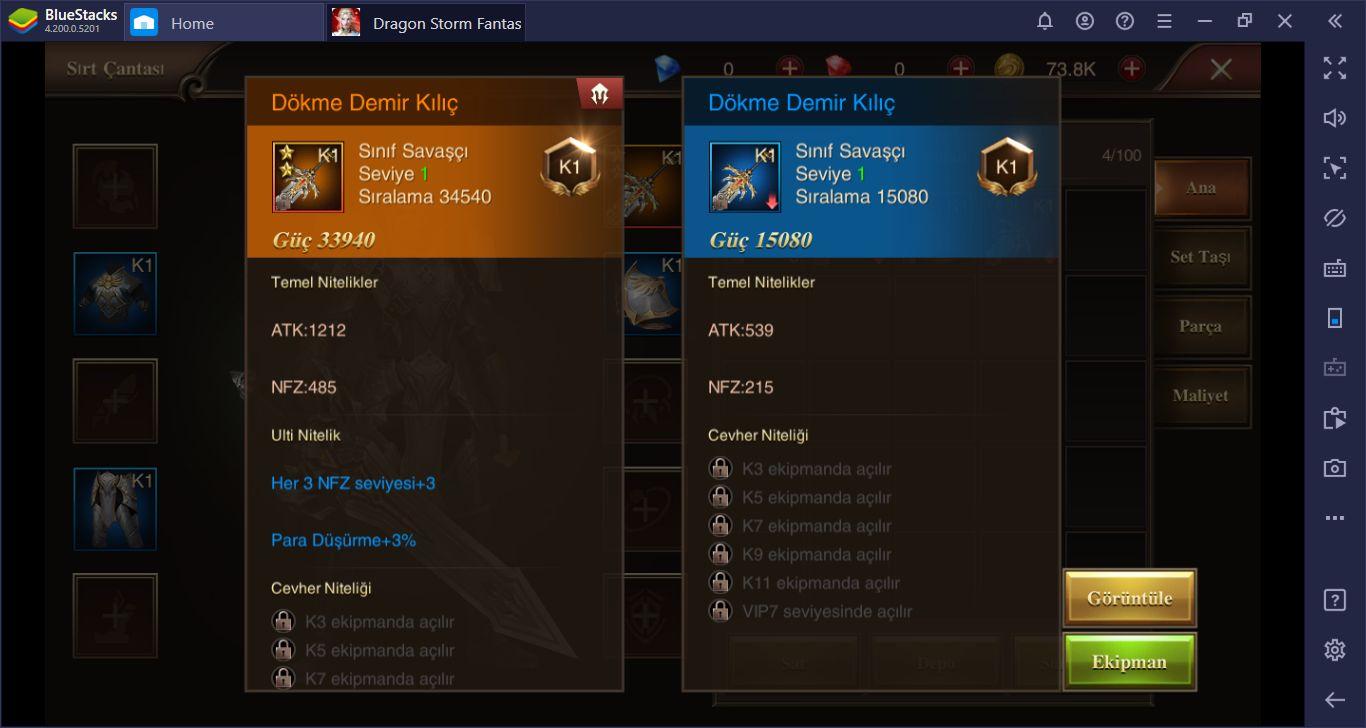 Dragon Storm Fantasy Savaş Rehberi: Savaş Meydanında Nasıl Daha Etkili Olursunuz?