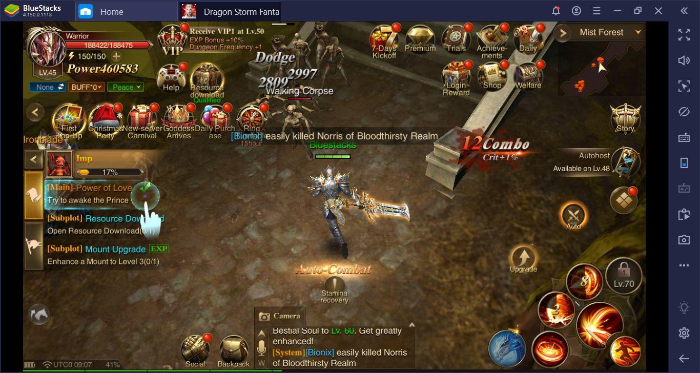Dragon Storm Fantasy Kahraman Sınıfları Rehberi: Hangisini Seçmelisiniz?