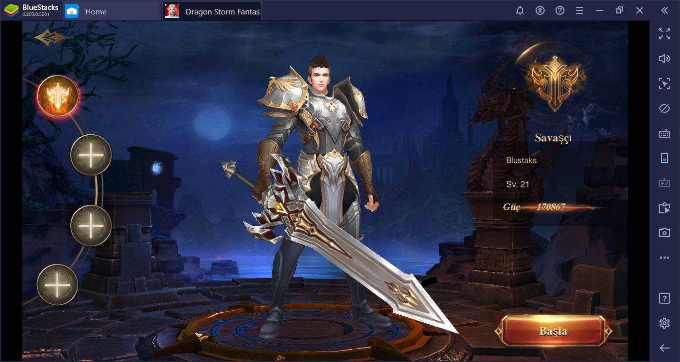 Dragon Storm Fantasy Seviye Atlama Rehberi