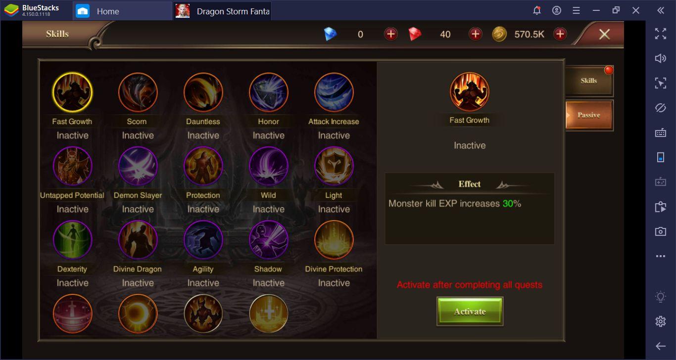 Dragon Storm Fantasy İncelemesi: Sınırlı Zamana Sahip Oyuncular İçin En İyi ARPG Oyunlarından Biri