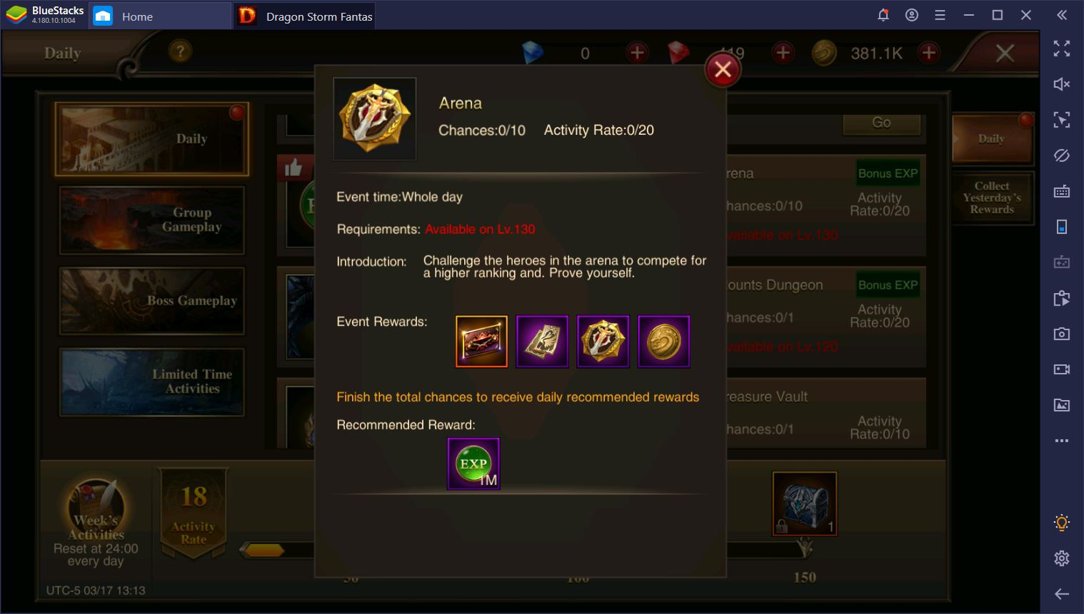 Tipps und Tricks für Dragon Storm Fantasy auf dem PC