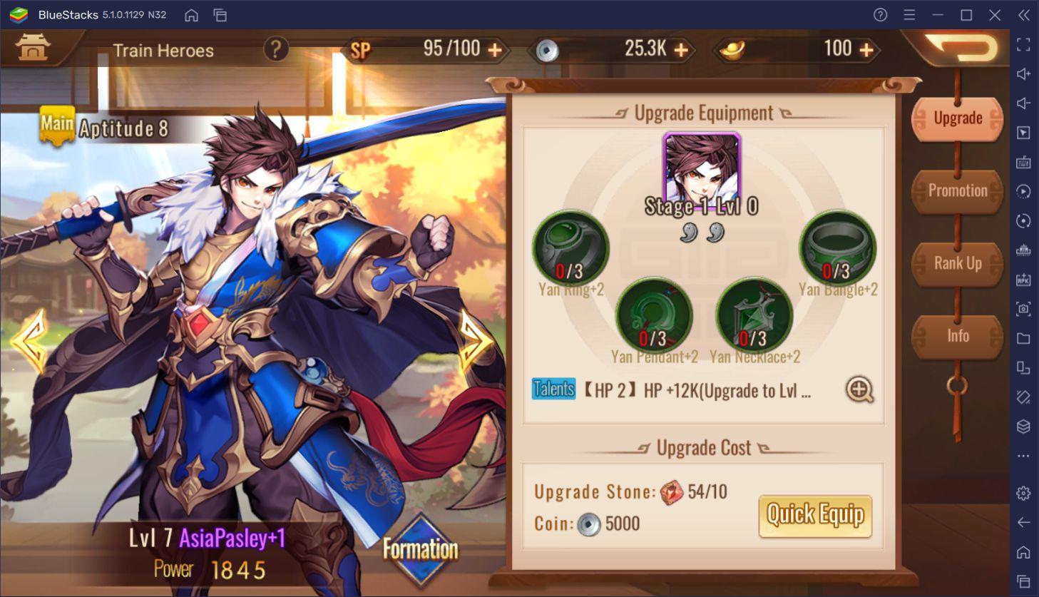 Dynasty Scrolls BlueStacks İncelemesi