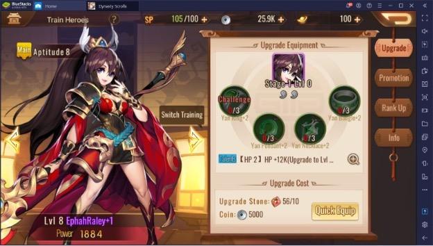 Dynasty Scrolls – Советы и стратегии по игре для новичков