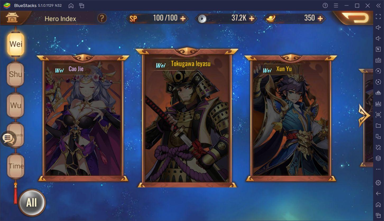 Dynasty Scrolls İpuçları (2021)