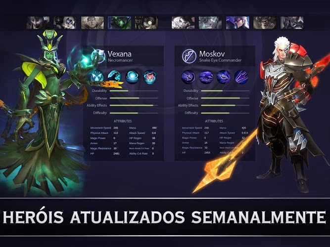 Jogue Mobile Legends: Bang bang para PC 13