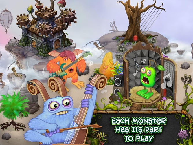 Download My Singing Monsters On Pc With Bluestacks