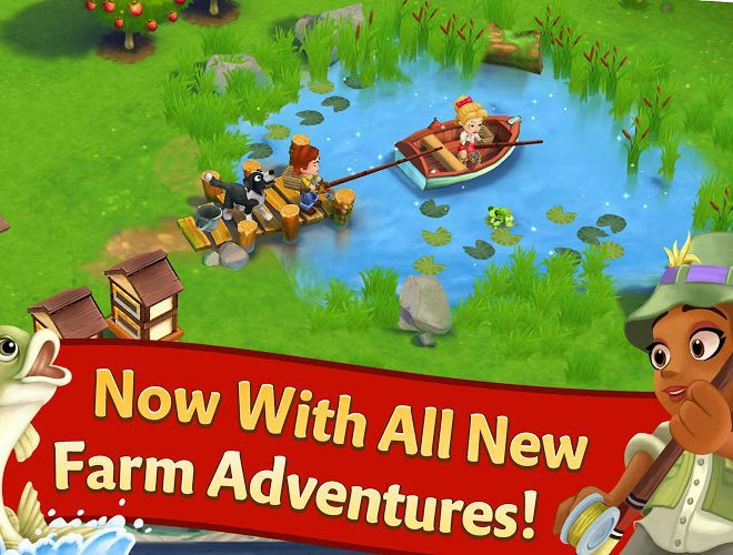 Chơi FarmVille 2: Country Escape on PC 9