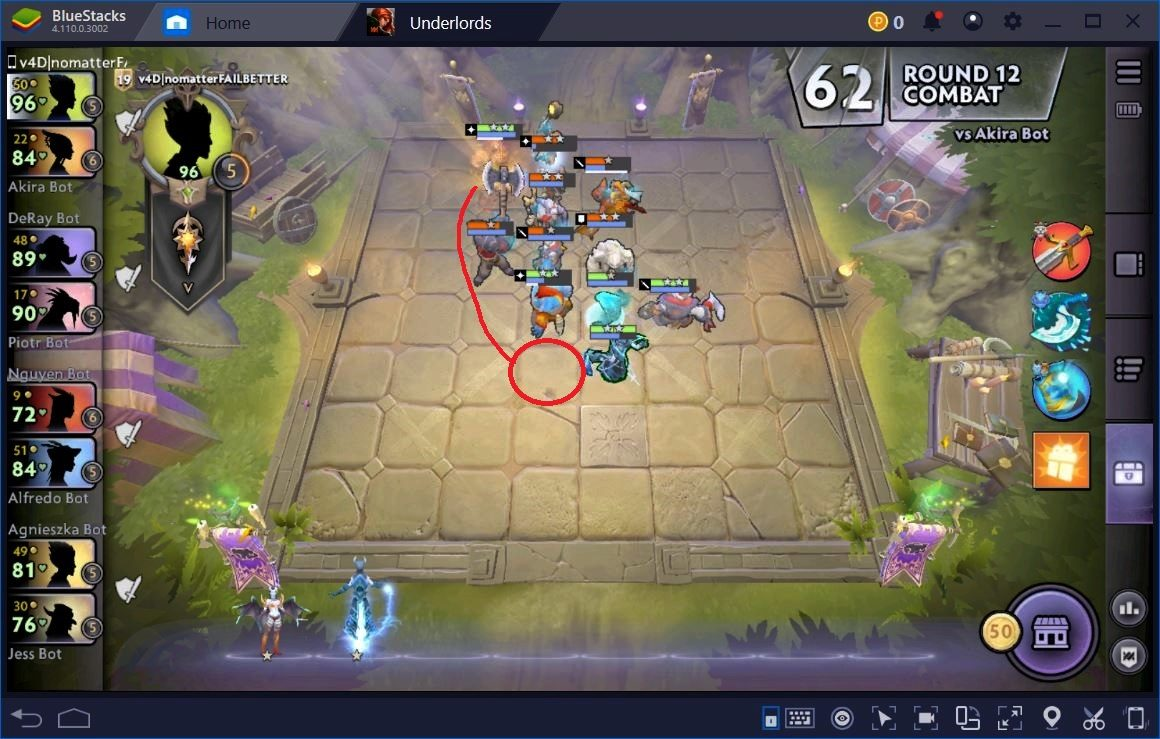 Dota Underlords: Comprehensive Guide on How to Position Your Heroes