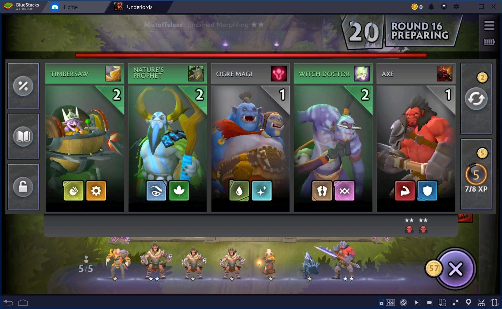 Dota Underlords: How to Build a Strong Economy