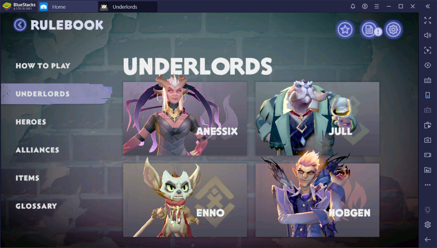 Dota Underlords on PC: Season 1 Update