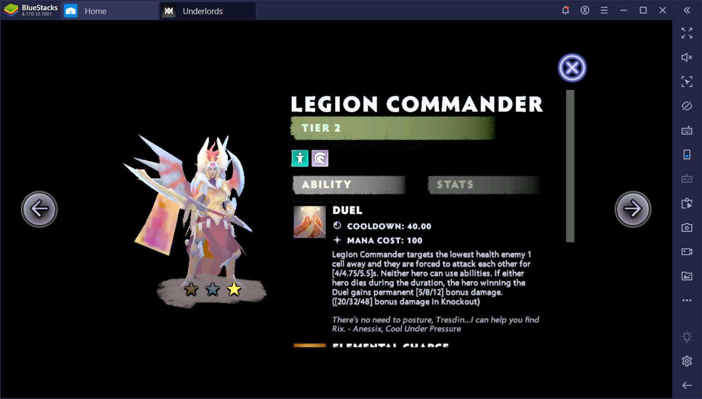 DotA Underlords: Season 1 Updated Alliances Guide