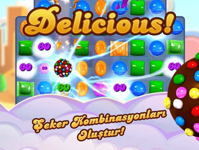 Candy Crush İndirin ve PC'de Oynayın 13