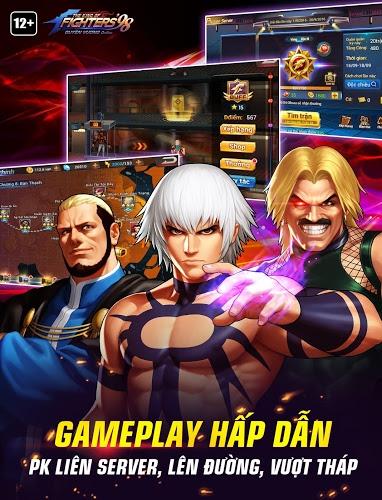 Chơi Quyền Vương 98 on PC 4