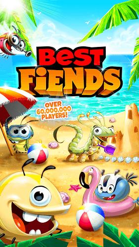 Chơi Best Fiends – Puzzle Adventure on PC 7