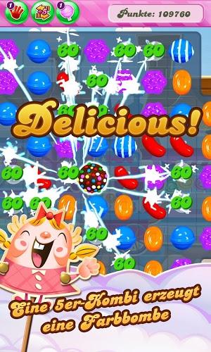 Spielen Candy Crush on pc 3
