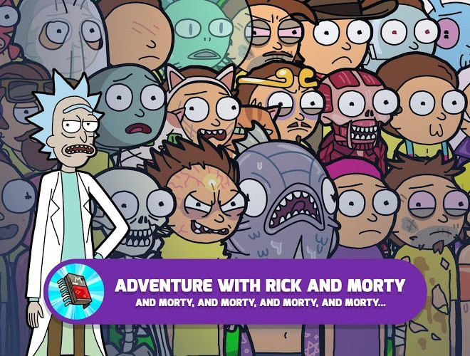 Play Pocket Mortys on PC 9