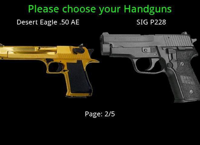 Play Guns on PC 2