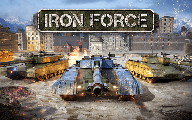 Играй Iron Force На ПК 3