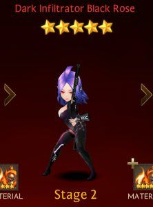 Ultimate Seven Knights faction heroes list: Shadow Clan