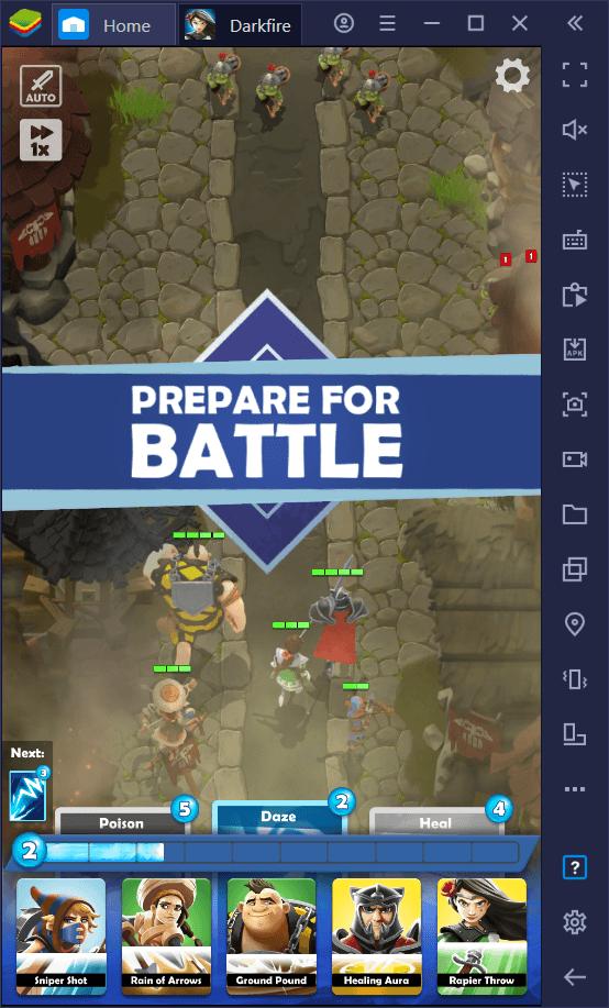 Best Darkfire Heroes Farming Tips and Tricks