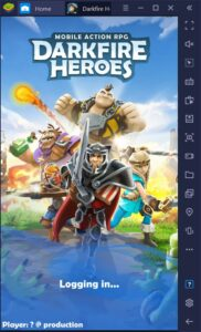 Darkfire Heroes Global Launch Brings the Action Fantasy RPG to Android and iOS