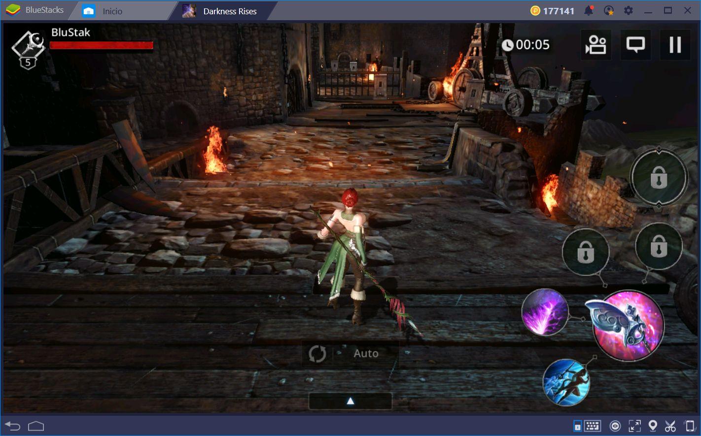 Darkness Rises—El RPG que Combina una Emocionante Narrativa con Elementos de Juegos Arcade