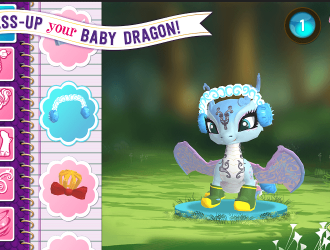 Play Ever After High™: Baby Dragons on pc 23