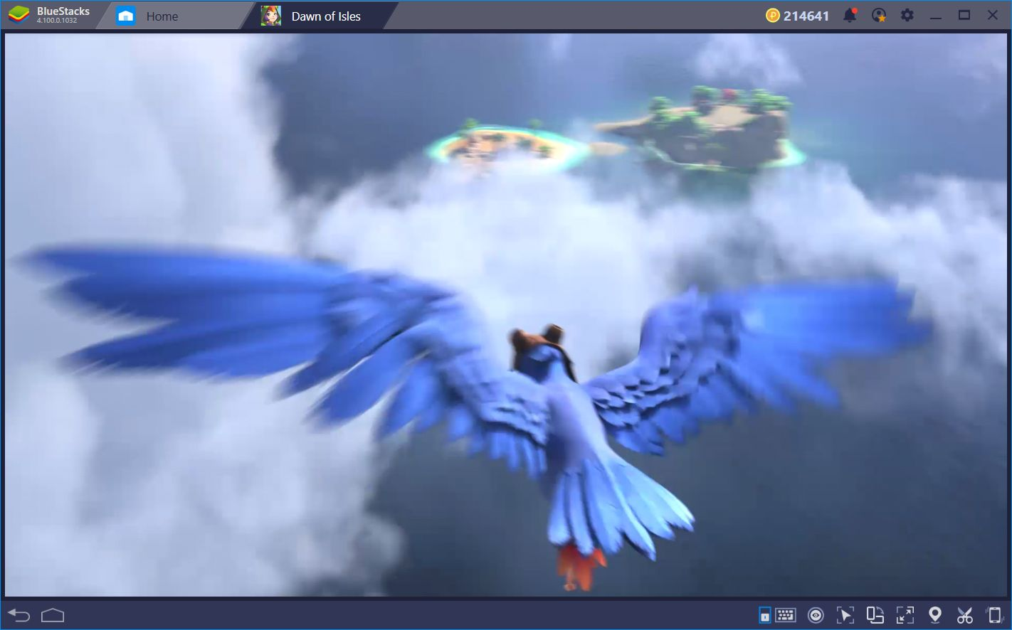 Fight, Craft, and Save the World in Dawn of Isles With BlueStacks