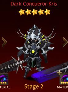Death Conqueror Kris