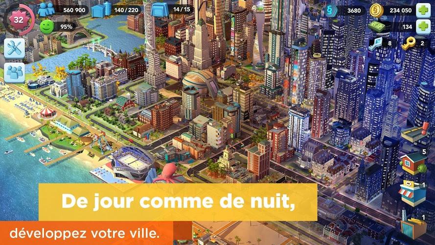 Jouez à  SimCity BuildIt sur PC 6