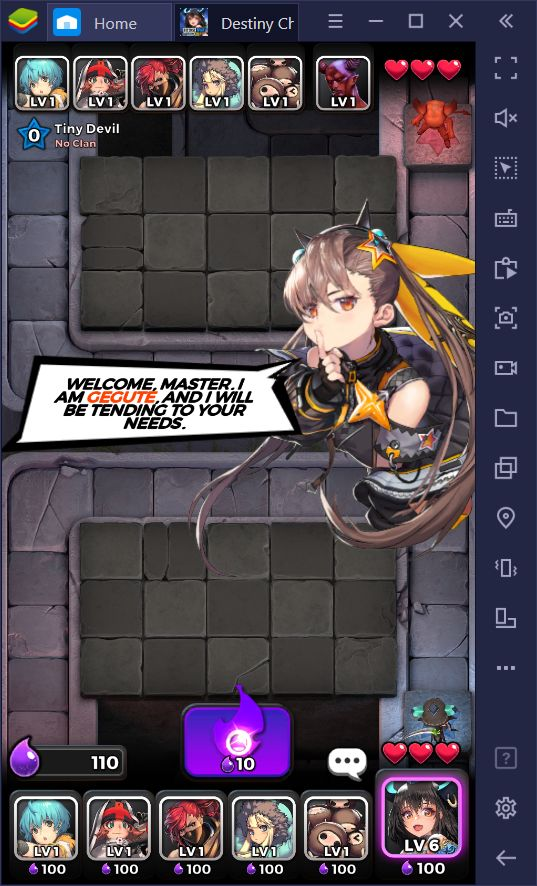 Destiny Child: Defense War Tower Defense Game Now Available on PC with BlueStacks