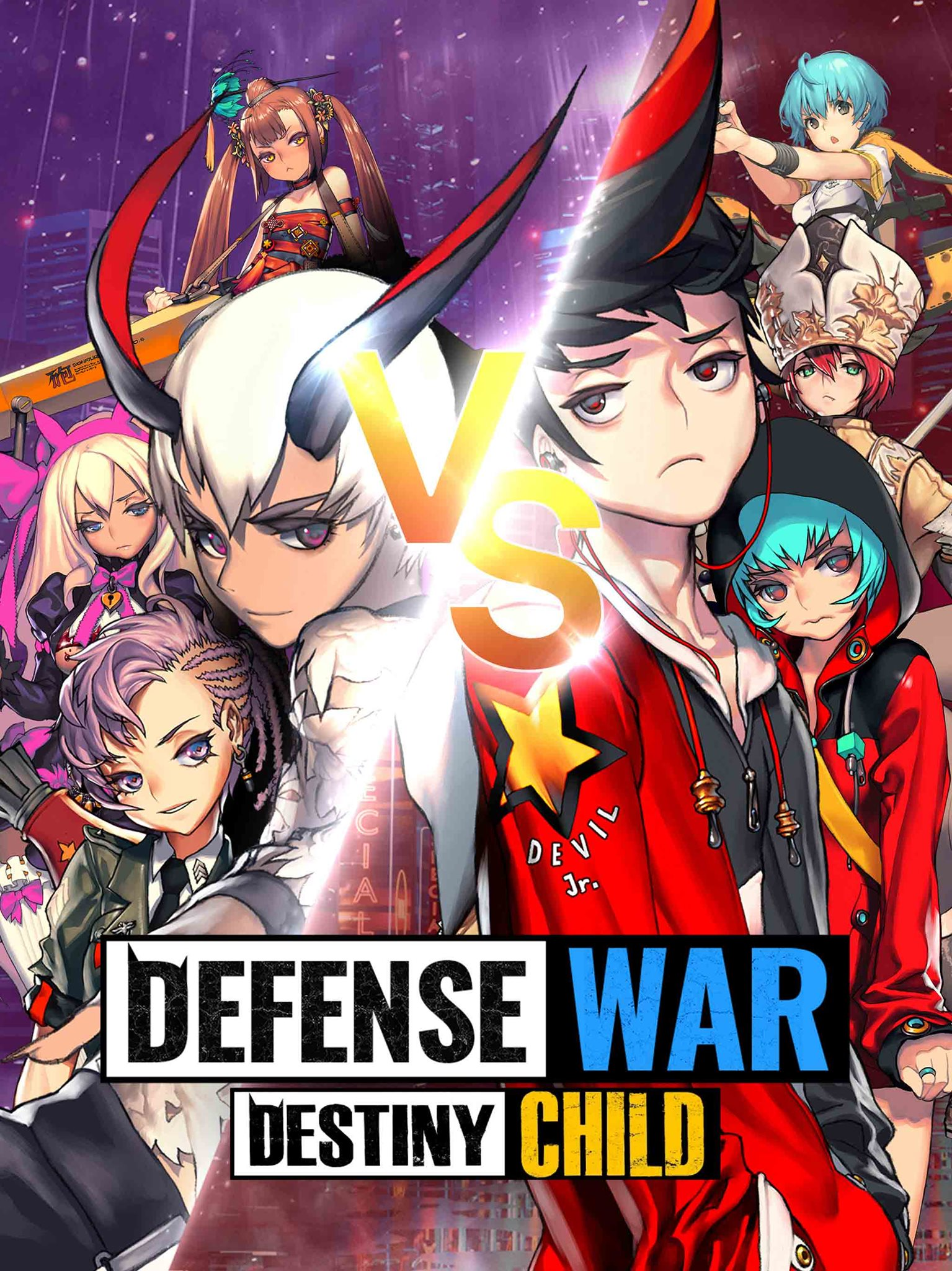 Destiny Child: Defense War Pre-Registrations Open